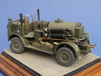 Accurate Armour 1/48 Crossley fire tender